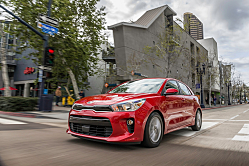Kia Rio: All-New for 2018